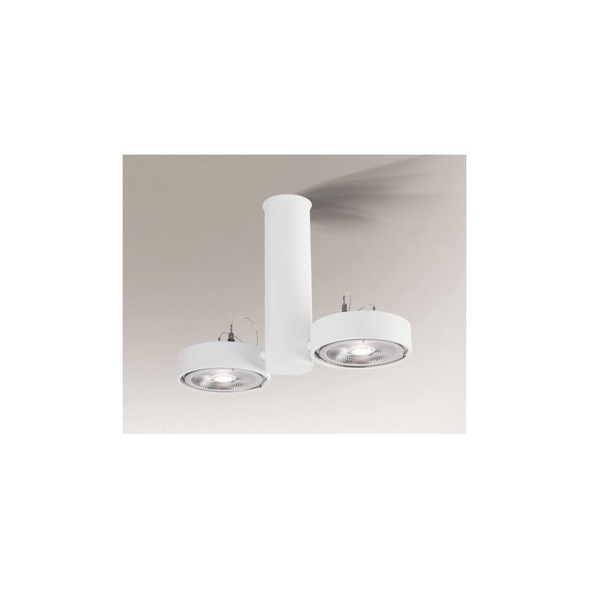 Shilo NATORI 2xAR111 12V biały reflektor 7214