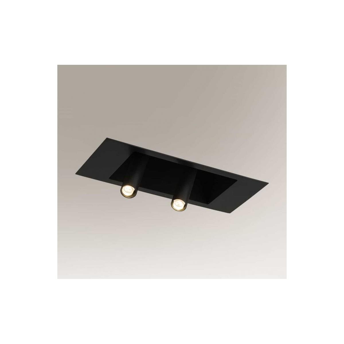 Shilo YAMAGA 2xG9 czarny wpuszczana 7800