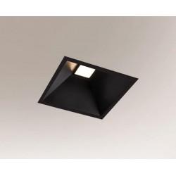 Shilo UBE IL LED 10W 1200lm CRI90 czarny wpuszczana 3368