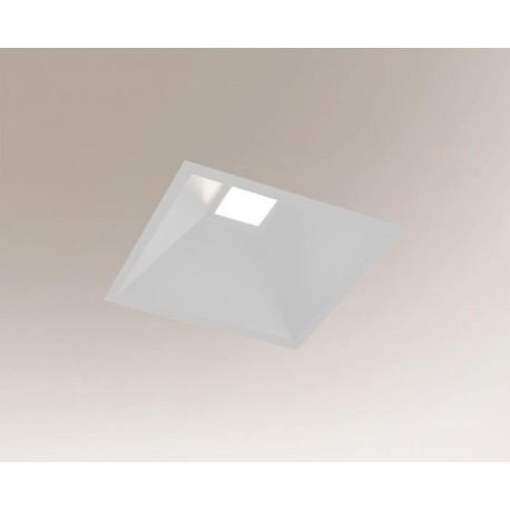 Shilo UBE IL LED 10W 1200lm CRI90 biały wpuszczana 7374