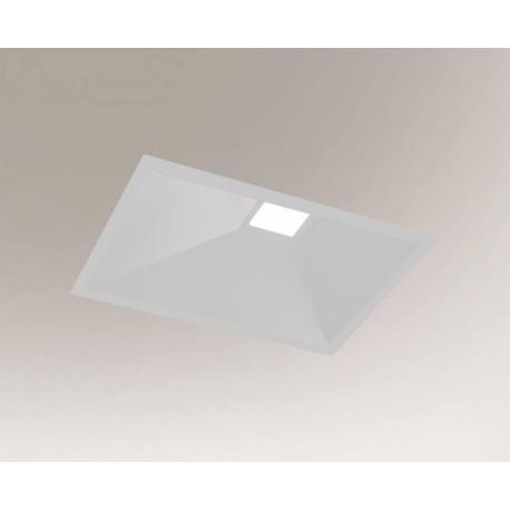 Shilo UBE IL LED 10W 1200lm CRI90 biały wpuszczana 7375