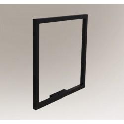 Shilo ZAOSU 4xG9 czarny kinkiet 7900