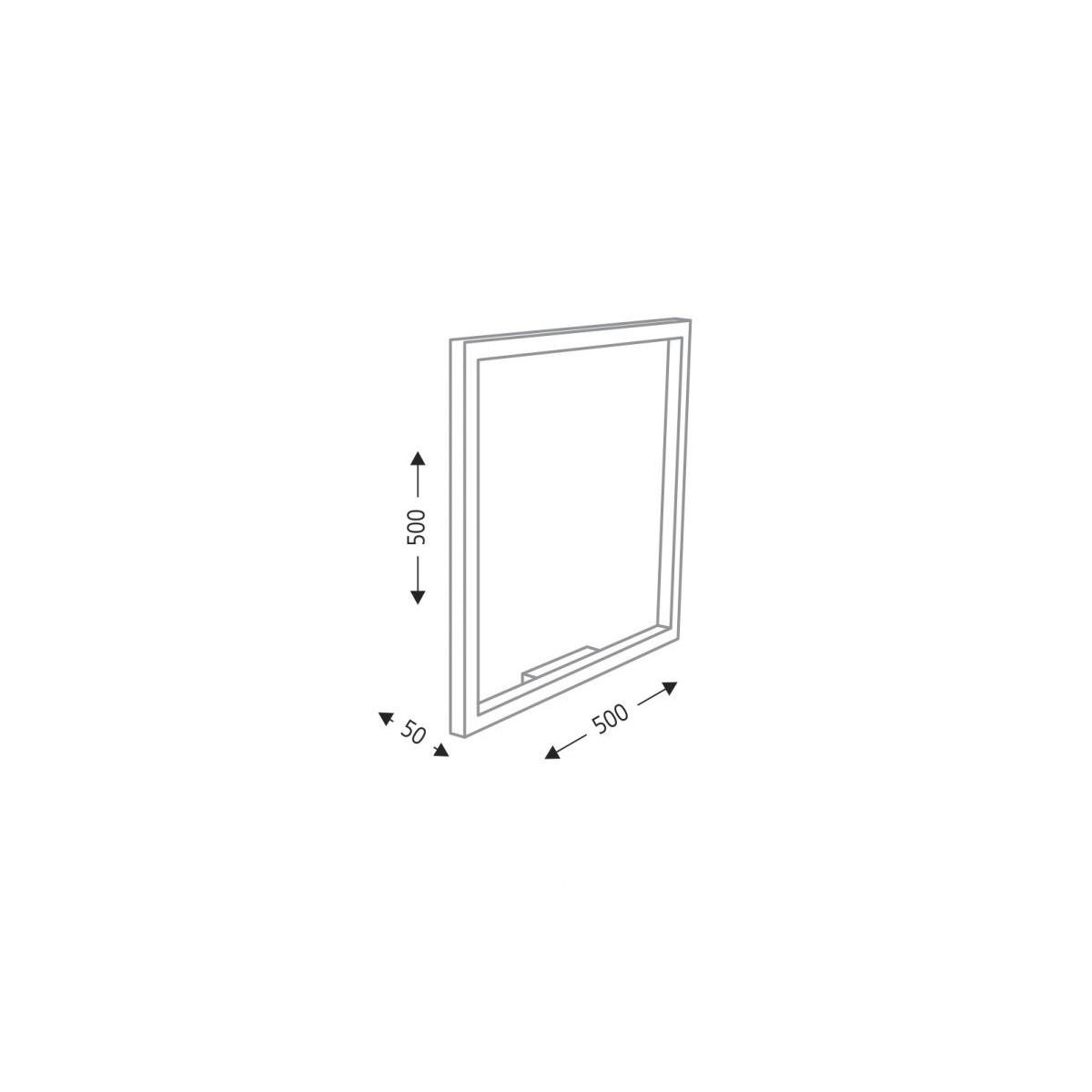 Shilo ZAOSU 4xG9 biały kinkiet 7901