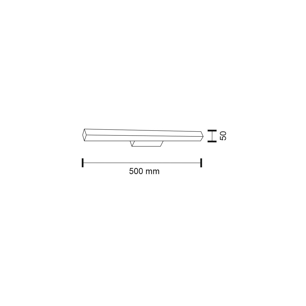 Shilo ZAOSU 2xG9 biały kinkiet 7899