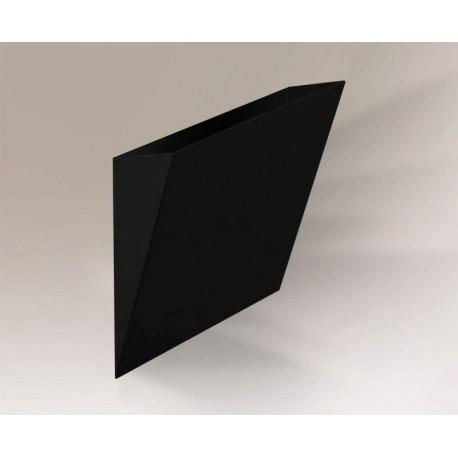 Shilo KIOTO 1xG9 czarny kinkiet 4427