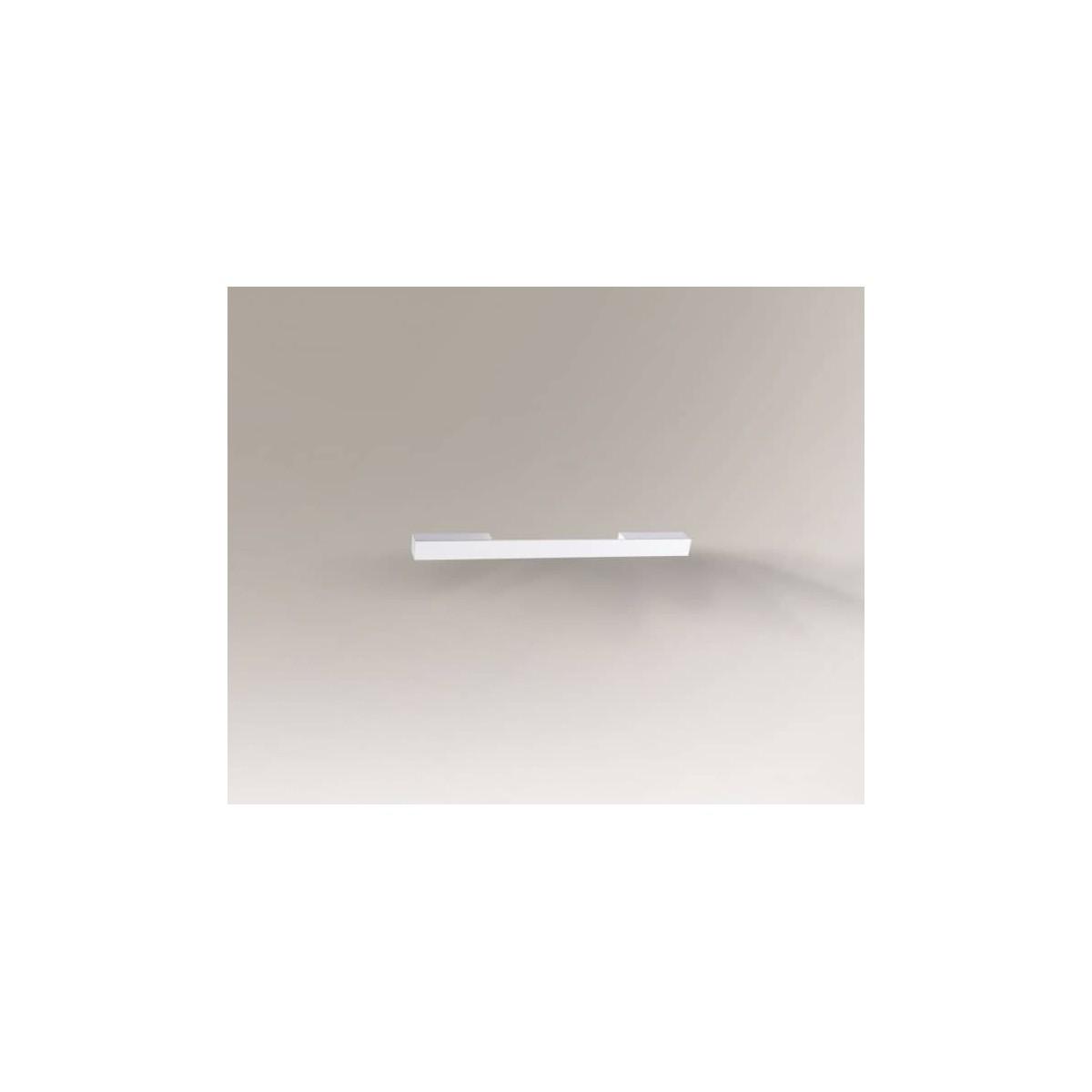 Shilo TENDO LED 12,4W 1485lm CRI90 biały kinkiet 7473