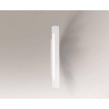 Shilo OTARU LED 2x9,6W 2160lm CRI90 biały kinkiet 7475