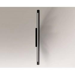 Shilo OTARU LED 2x14,4W 3240lm CRI90 czarny kinkiet 4478