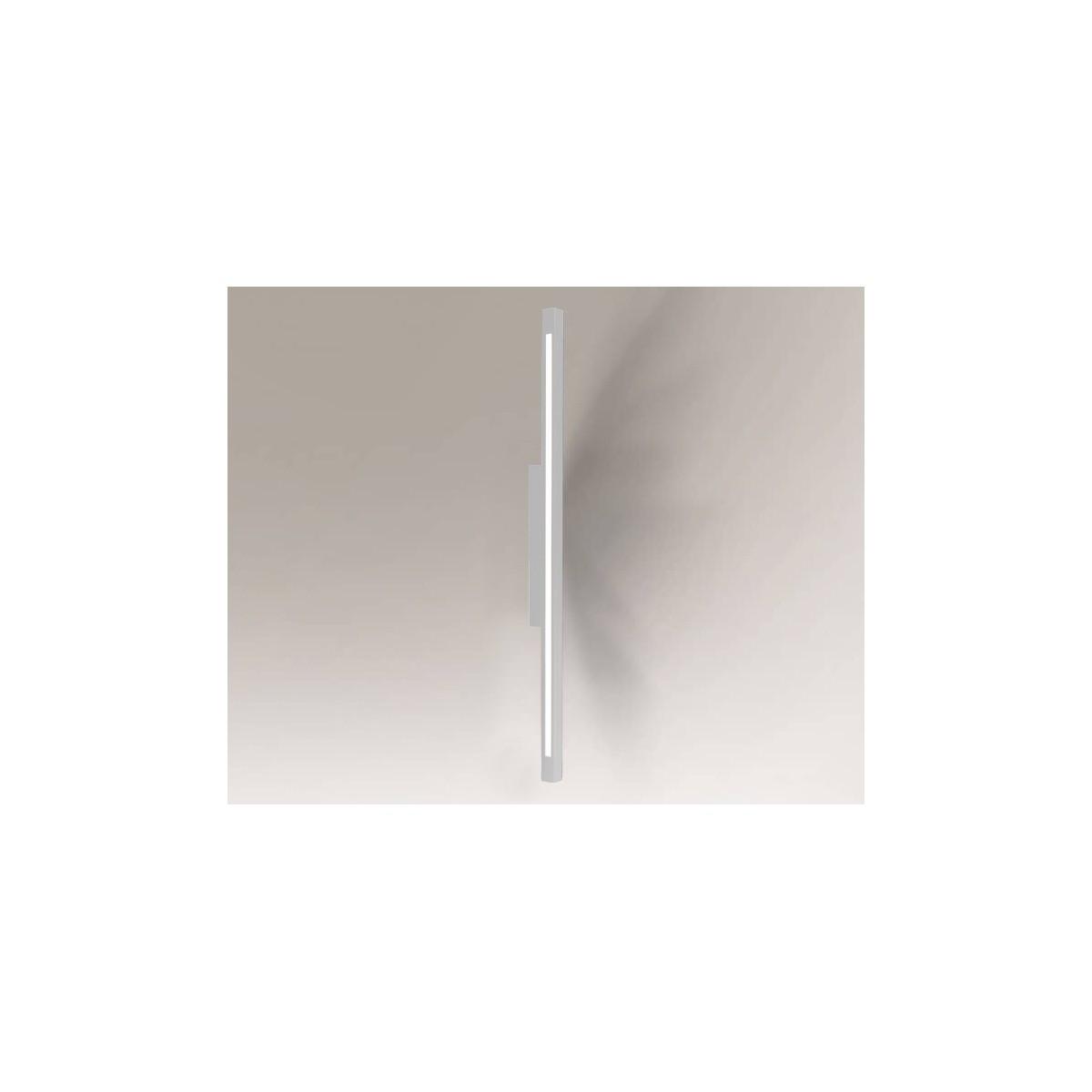 Shilo OTARU LED 2x14,4W 3240lm CRI90 biały kinkiet 7480