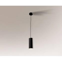 Shilo ARAO 1xGX53 czarny wisząca 5550