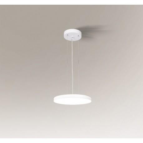 Shilo NUNGO LED 12W 1056lm biały wisząca 6019