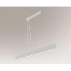 Shilo HIOKI LED 16W 2800lm biały wisząca 7627