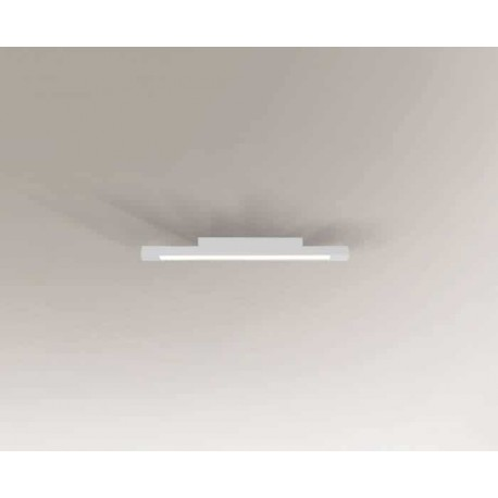 Shilo OTARU LED 16W 1920lm biały natynkowa 7182