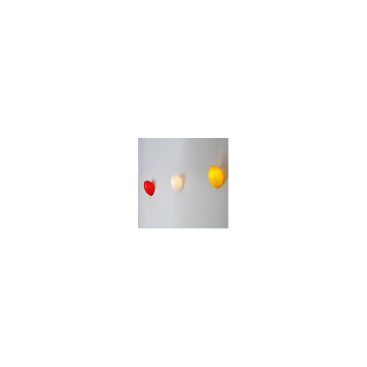 Azzardo LOTUS WHITE 1xE14 Ścienna Biały AZ0151