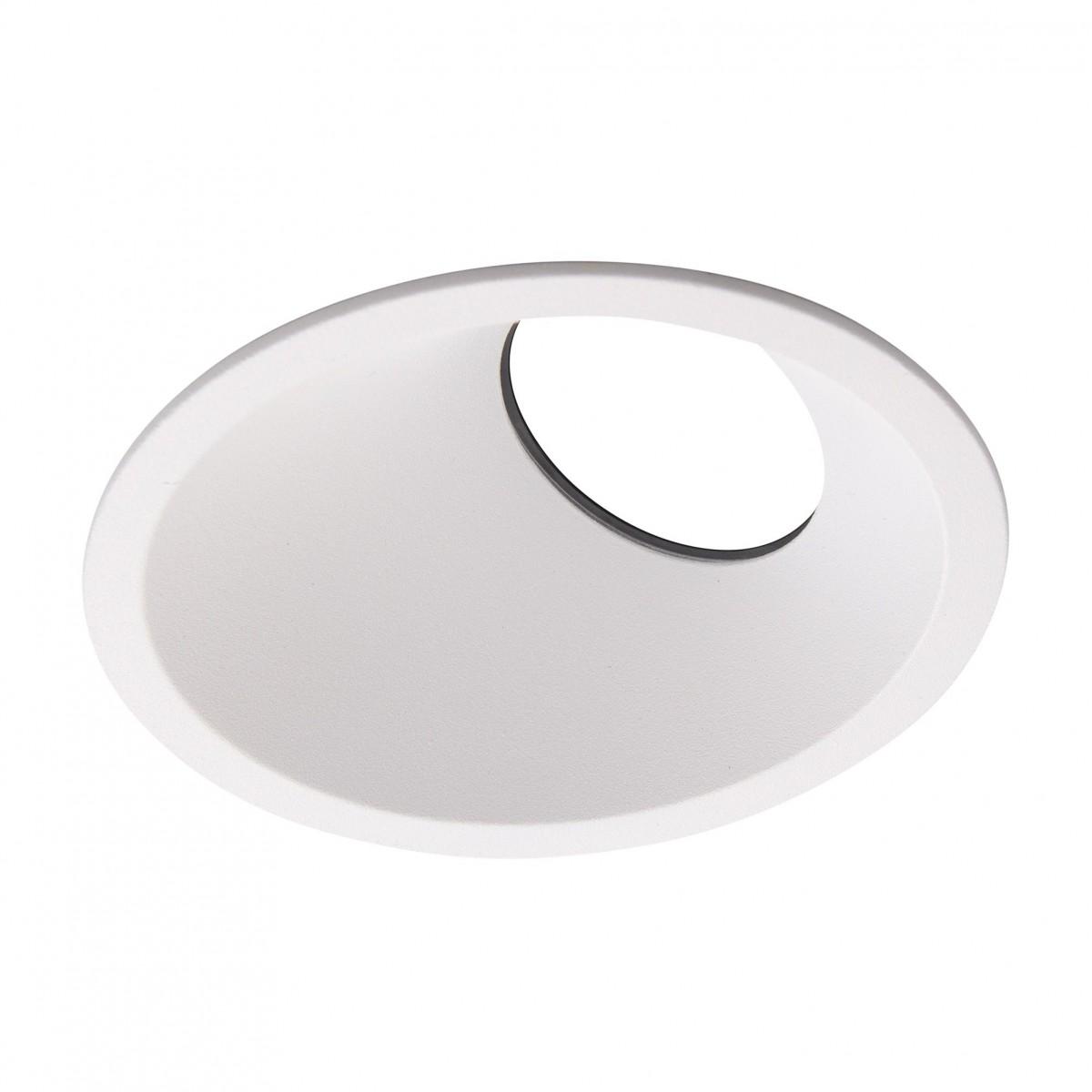MAXlight Oprawa Wpustowa Bellatrix Side Biała H0115 - Bez Modułu LED (zamawiany osobno)