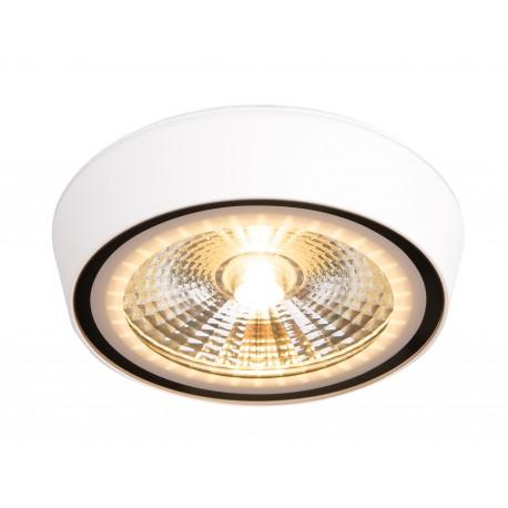 MAXlight Charon Sufitowa Biały IP65 12W LED 1327lm 3000K C0207