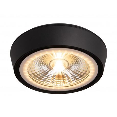 MAXlight Charon Sufitowa Czarny IP65 12W LED 1327lm 3000K C0208