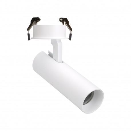 MAXlight Shinemaker Reflektor Sufitowy Wpuszczany 15W LED 1327lm 3000K Biały Ściemnialny H0119