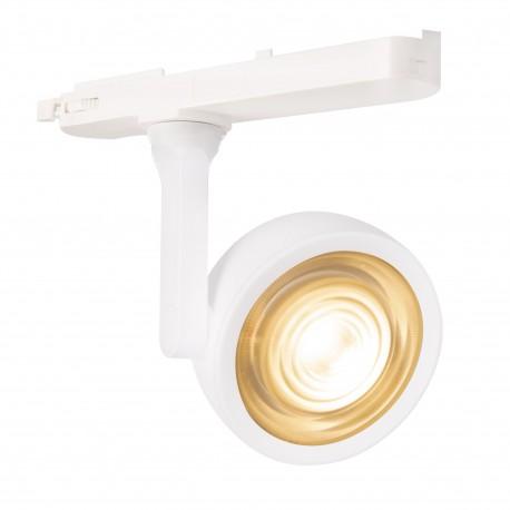 MAXlight Charon Do Szynoprzewodu Trójfazowego Biały 15W LED 1327lm 3000K S0013