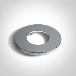 One Light Pierścień chrom do 10106PF