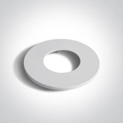 One Light Pierścień biały do 10106PF