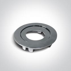 One Light Regulowany pierścień chrom do 11106PF