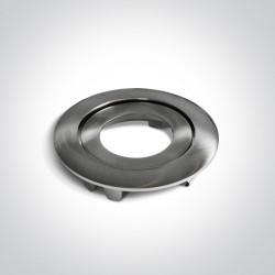 One Light Regulowany pierścień matowy chrom do 11106PF