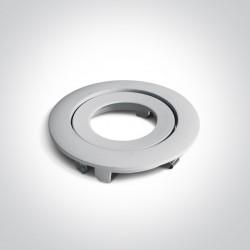 One Light Regulowany pierścień biały do 11106PF