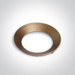 One Light Pierścień ciemny mosiądz do 11112H