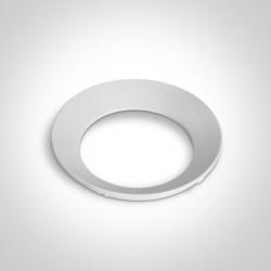 One Light Pierścień biały do 11112H