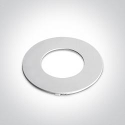 One Light Płaski pierścień biały do 11112H