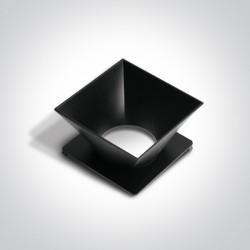 One Light Odbłyśnik czarny do 50105RM