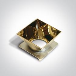 One Light Odbłyśnik złoty do 50105RM