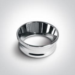 One Light Pierścień chrom do 11104K