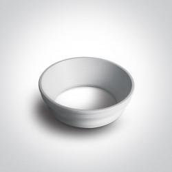 One Light Pierścień biały do 10107K