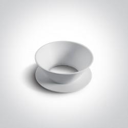 One Light Odbłyśnik biały do 12105M / 63105M