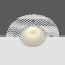 One Light Wpust biały do zabudowy LED Tseri 10103TR/W/W