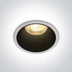 One Light Wpust oprawka biała Algewa 10105AD/W
