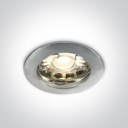 One Light Wpust sufitowy chrom Statos 10105X/C