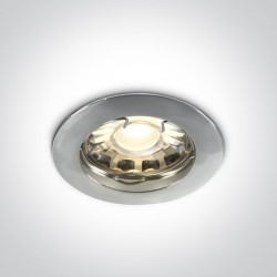 One Light Halogen sufitowy chrom Wretsia 10105XS/C