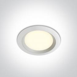 One Light Wpust LED sufitowy uniwersalny Odu 2 10107T/W/W