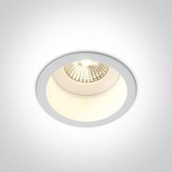 One Light Wpust sufiotwy uniwersalny biały Achelia 10107WD/W/C IP54