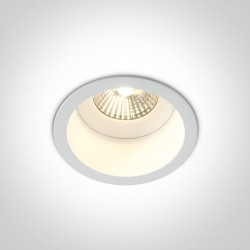 One Light Wpust sufiotwy uniwersalny biały Achelia 10107WD/W/W IP54