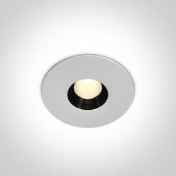 One Light Oprawa LED biała Anarita 10108H/W/W IP54