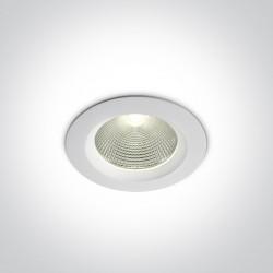 One Light Wpust sufitowy biały duża moc Gudi 2 10110CA/W/C