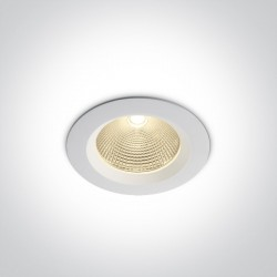 One Light Wpust sufitowy biały duża moc Gudi 2 10110CA/W/W