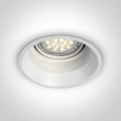 One Light Wpust biały Pachna 10110T/W