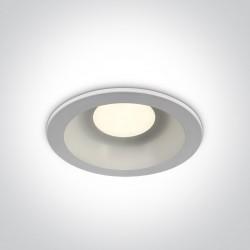 One Light Wpust sufitowy biały duża moc Lavara 10112KD/W/C