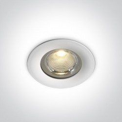 One Light Lampa LED zewnętrzna biała 20W Symi 3 10120G/W/C IP65
