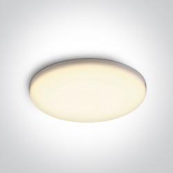 One Light Lampa wpust LED do łazienki 30W Kilinia 4 10130CF/W IP65